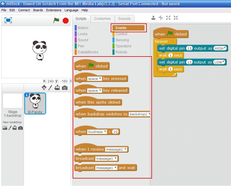 Lập trình Arduino không cần viết code - Phần 16: Lập trình Arduino